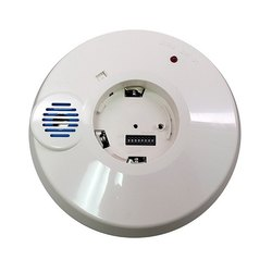 Plastic Fully Automatic Cooper Fire Alarm, 120 Db
