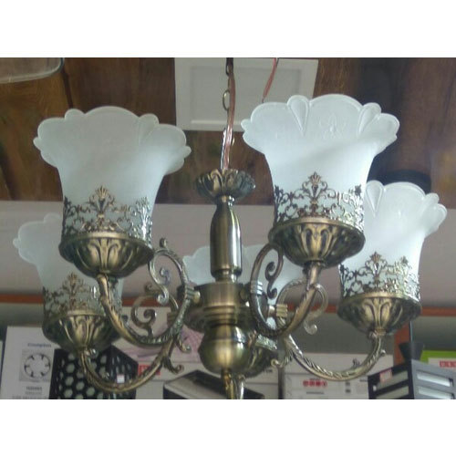 Decorative Chandelier Light at Rs 1200 /piece | Jhumar, chandelier ...