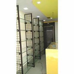 Wall Fitting Display Racks