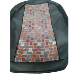 Front & Back Verna Fabric Car Seat Cover
