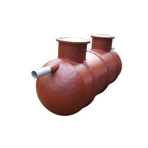 NBF Sewage Tank With Blower