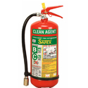 Safex Clean Agent Based Fire Extinguisher