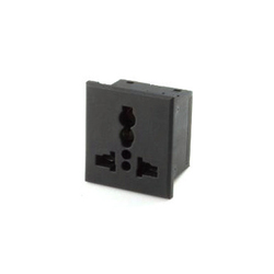 Universal Sockets, Adapters Panel Snap in type