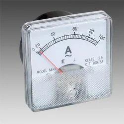 SE 60 Analog Panel Meter