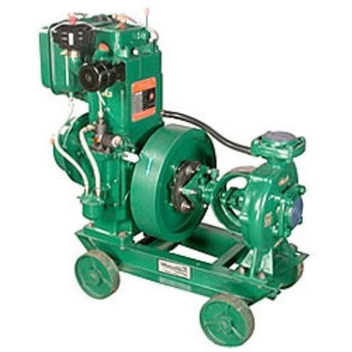 Kirloskar Field Marshal Diesel Engine Pump Set Industrial Air