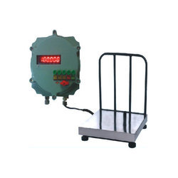 Electronic Flameproof Weighing Machine