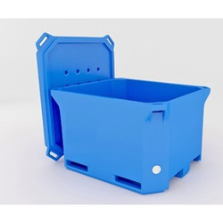 Insulated Shipper Box