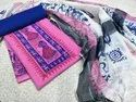 Trends And Rivaaz Cotton Regular Wear Doli Printed Unstitched Dress Material