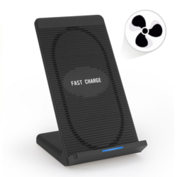 Wireless Chargers With Fan
