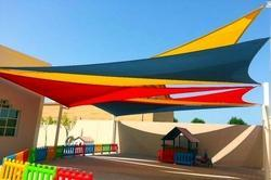 Play Ground Tensile Structure