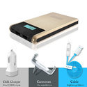 Konfulon CS-W8000 Power Bank With 8000mAH USB Cable