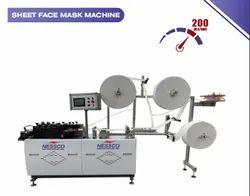 NESSCO 3 Ply Fully Automatic Mask Machine