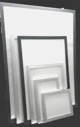 Clip On Back Lite LED Frames