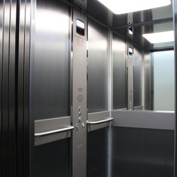 Optional Cabin for Lifts
