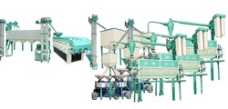 Fully Automatic Industrial Atta Plant
