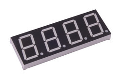 0.39 Inch Segment Display In 4 Digit