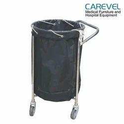Soiled Linen Trolley Canvas Bag
