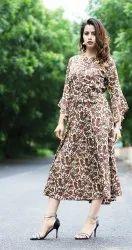 Ladies Stylish Cotton Kurti