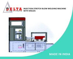 Pharma PET Bottles Making Machine