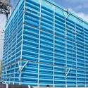 Single Phase Frp Natural Draft Cooling Tower