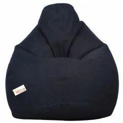 SATTVA XL Denim Bean Bag