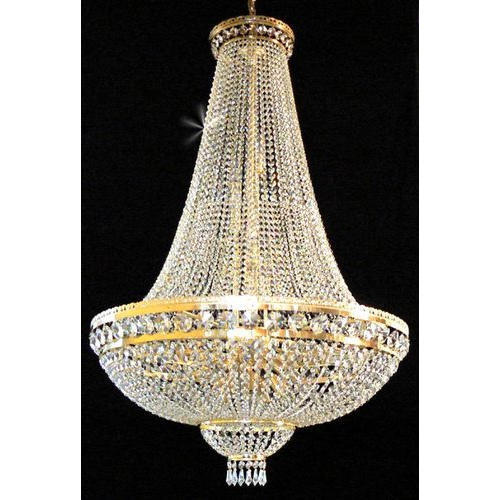 Designer crystal chandelier light at rs 350 piece new dewas road designer crystal chandelier light aloadofball Image collections