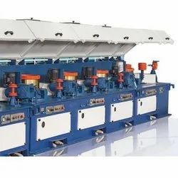 Wire Drawing Straight Line Machine