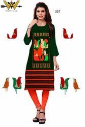 ladies ethnic kurti