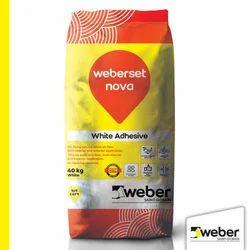 Weber Set Nova White Standard Tile Adhesive