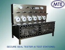 Secure Seal Tester 6 head