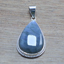 925 STERLING SILVER JEWELRY LABRADORITE GEMSTONE NEW DESIGN PENDANT WP-5565