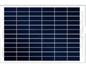 100 W Solar Pv Module, Operating Voltage: 12 V
