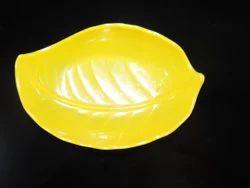 Melamine Leaf Platter