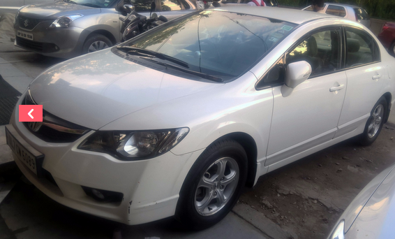 Honda Civic 2010 2013 1 8 S MT Petrol Used Car, Honda सेकंड हैंड कार,  Second Hand Honda Cars, होंडा की