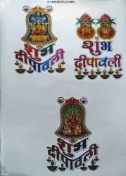 Diwali Stickers and Posters