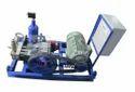 Triplex Electric High Pressure Pump