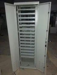 Aluminum ODF Fiber Distribution Frame