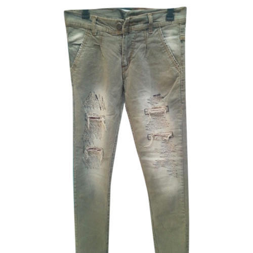 a2ec22f7e6cf Faded Brown Designer Mens Jeans