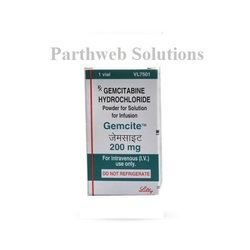 Gemcite 200mg Injection