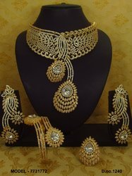 American Diamond Necklace set Combo