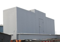 Industrial Sound Proof Acoustic Enclosure