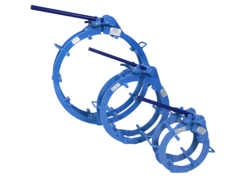 Manual Cage Type Pipe Clamp