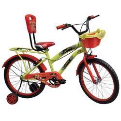 Avon Red and Green Swat Kids Bicycles