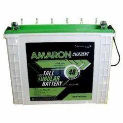 Amaron Inverter Batteries, 12 V, Model Number/Name: Crtt150 Ah