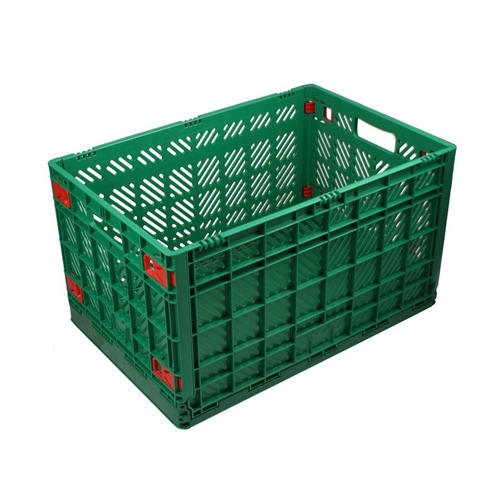 Folding Perforated Crates