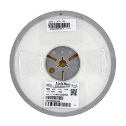1206 J 0120 TSE UniOhm Chip Resistor