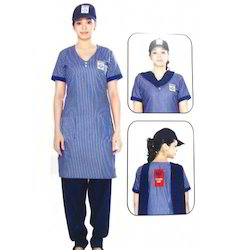 Club HP Petrol Pump Female Vendor Salwar Suit with Duppata Cap