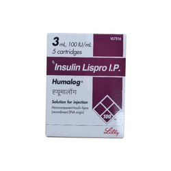 Insulin Lispro IP Injection