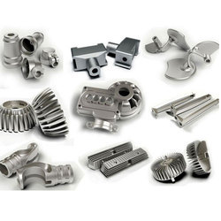Investment Casting Plug Valve Components