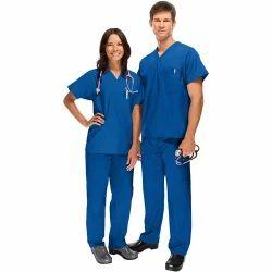 Hospital Cotton Uniform